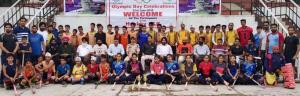 Hockey Poonch, Kho-Kho body observe Olympic Day