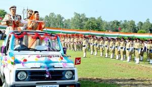 Independence Day celebrated in Jammu division wit...