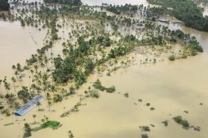 NASA tracks monsoon rains behind Kerala floods, w...