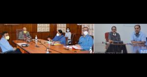 Govt exploring PRIs