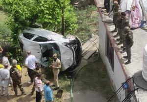 Lady killed, minor injured in Doda road accident