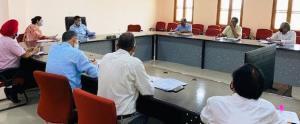DDC finalizes arrangements for