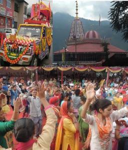Machail yatra: Holy mace leaves Bhaderwah