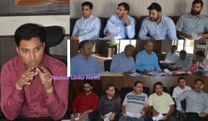 Reasi administration discusses land acquisition f...