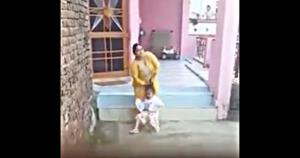 Woman detained in Kathua for mercilessly beating ...