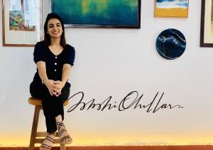 Sakshi Khullar Gupta | Changing the fate of Art i...