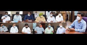 Div Com Jammu listens to people