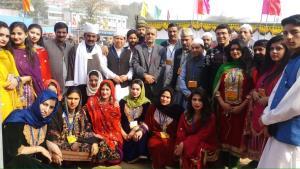 Secretary JKAACL visits Rangshala Camp