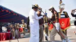 48 young officers commissioned into CRPF