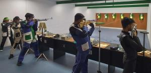 Shooting Championship gets underway