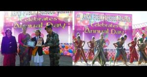 Army Public School Damana celebrates Annual Day