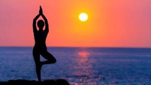 Embrace healthy living this International Yoga Da...
