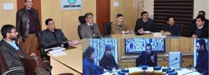 Advisor Ganai reviews stock, supply position of L...