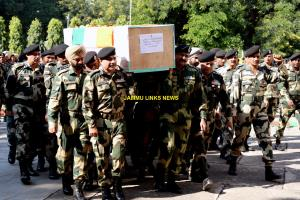 Nearly 400 paramilitary personnel martyred in act...