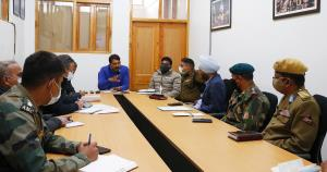 Saugat reviews labour management amidst COVID sur...