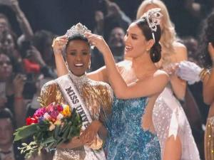 Miss Universe 2019: South Africa's Zozibini Tunzi...