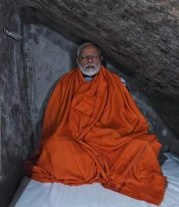 Kedarnath Cave, where PM Modi meditated all night...