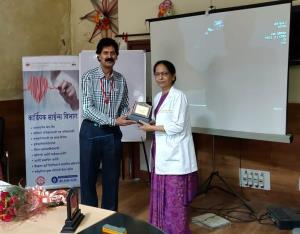 Workshop on Pediatric Echocardiography held at GM...