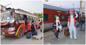 COVID-19: Govt evacuates 2,02,321 stranded J&K re...