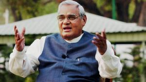 Four Himalayan peaks named after former PM Atal B...