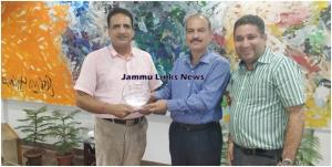 JU Awarded