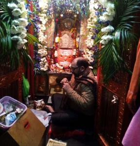 Year's first Ashtami of Kaal Bhairav celebrated