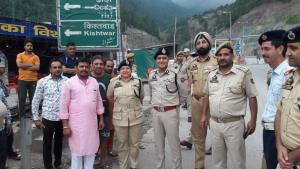 IGP reviews security arrangements for Amarnath Ya...