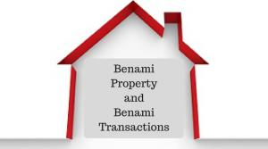 Centre notifies special courts for benami transac...