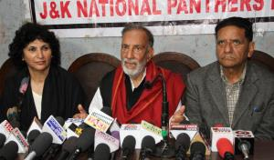 Panthers Party to contest all six LS seats in J&K