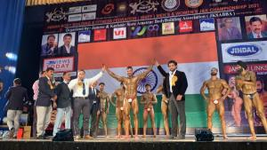 IBBFF Mr & Miss J&K Championship held