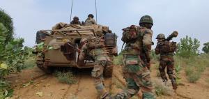 Indian Army wargame
