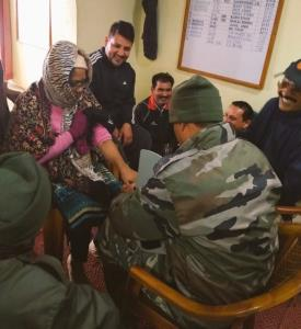 CRPF assures help to any Kashmiri in distress due...