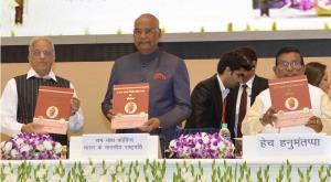 President Kovind inaugurates centenary celebratio...