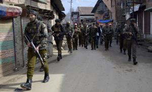 Encounter underway in Kupwara and Bandipora
