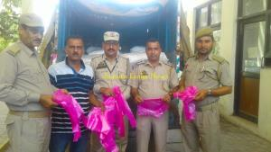 1000 kgs polythene seized in Kathua