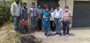 JPDCL carries out drive against illegal hookings