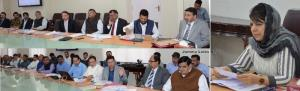 Mehbooba Mufti directs Departments to stick to 30...