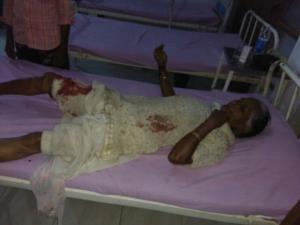 13 civilians injured as Pak targets forward hamle...