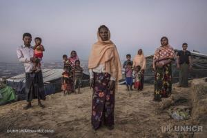Record 70.8 million people displaced at the end o...
