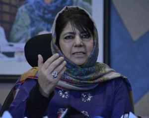 Imran Khan should be given opportunity: Mehbooba ...