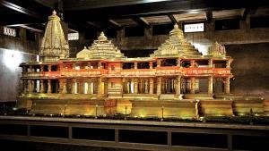 Ram Mandir construction work begins today in Ayod...