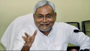 Nitish Kumar sends swab sample for COVID-19 test