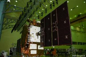ISRO to launch communication satellite, GSAT-7A o...