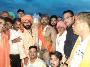 Wrestler Gani wins Sidh Swankha Kesari Dangal tit...
