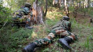 Infiltration bid foiled, 2 terrorists killed in K...