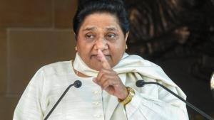 Mayawati attacks BJP, asks it to make public its ...