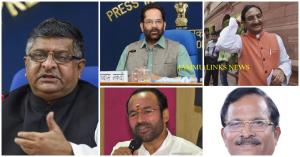 5 out of 36 Union ministers to visit Kashmir as p...