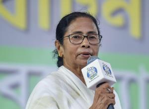 Mamata remembers taking oath on this day 3 years ...