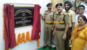 DGP Dilbagh Singh inaugurates Fire & Emergency Se...