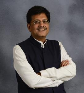 Railways Minister Piyush Goyal to receive Univers...